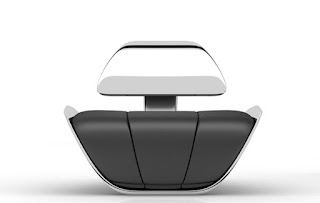 silla futurista escala uno arquitectos